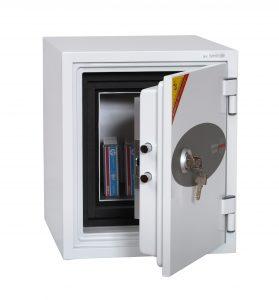 Phoenix Data Care DS2001K Coffre fort supports informatiques – Serrure à clé - Mustang Safes