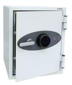 Phoenix Data Care DS2002F Coffre fort supports informatiques – serrure à empreinte digitale - Mustang Safes