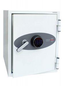 Phoenix Data Combi DS2501F Coffre-fort ignifuge avec serrure à empreinte digitale - Mustang Safes