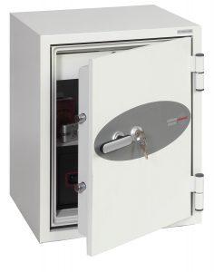 Phoenix Data Combi DS2501K Coffre-fort ignifuge avec serrure à double panneton - Mustang Safes