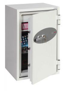 Phoenix Data Combi DS2502K Coffre-fort ignifuge avec serrure à double panneton - Mustang Safes