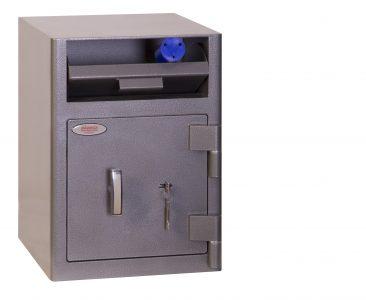 Phoenix Coffre pour dépôts à trappe serrure à double panneton SS0996KD - Mustang Safes