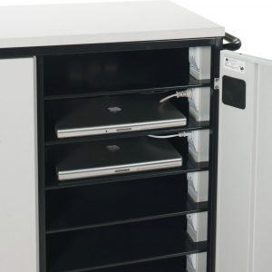 Coffre-fort pour ordinateur portable