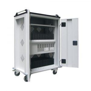Filex Security LT chariot mobile pour trente deux tablettes - Mustang Safes