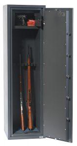 Phoenix Rigel GS8022K Classe 1 Coffre-fort pour 6 arms – serrure à double panneton - Mustang Safes
