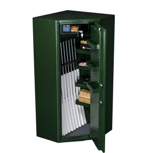 Coffre fort d`angle MSG-C-03B - Mustang Safes