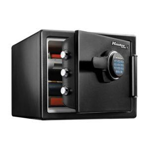 Coffre-fort Ignifugé et Étanche – Serrure Electronique – MasterLock LFW082FTC - Mustang Safes