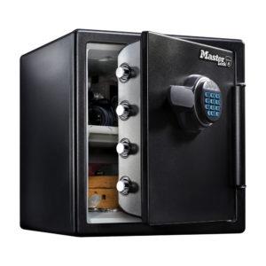 Coffre-fort Ignifugé et Étanche – Serrure Electronique – MasterLock LFW123FTC - Mustang Safes