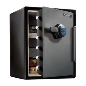 Coffre-fort Ignifugé et Étanche – Serrure Electronique – MasterLock LFW205FYC - Mustang Safes
