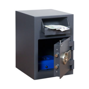 Salvus Monopoli 1 coffre de dépôt – Serrure électronique - Mustang Safes