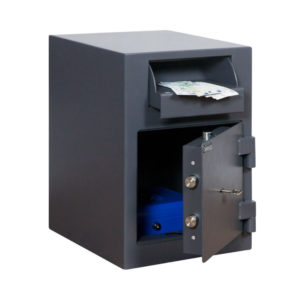 Salvus Monopoli 1 coffre de dépôt – Serrure à clé - Mustang Safes