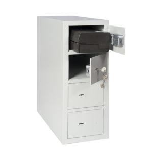 Salvus coffres pour tiroirs-caisse - Mustang Safes