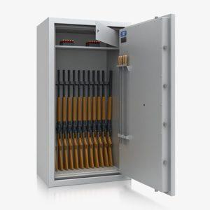 Armoire à fusils ignifuge – DK5501 Classe 0 - Mustang Safes
