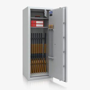 Armoire à fusils ignifuge – DK5502 Classe 0 - Mustang Safes
