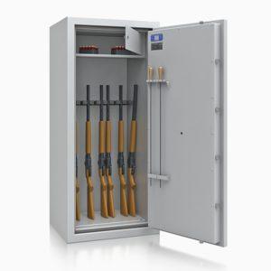Armoire à fusils ignifuge DR6000 Classe 1 - Mustang Safes
