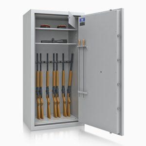 Armoire à fusils ignifuge DR6003Classe 1 - Mustang Safes