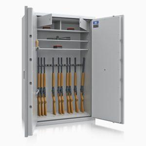 Armoire à fusils ignifuge DR6007/2 Classe 1 - Mustang Safes