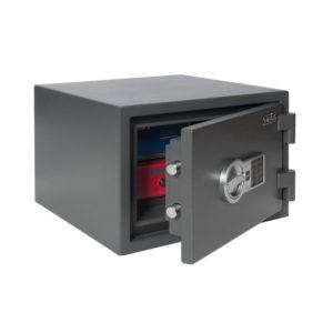 coffre-fort privé antieffraction et ignifuges Salvus Palermo 1elo S2 – Serrure électronique - Mustang Safes