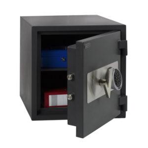 coffre-fort antieffraction et ignifuges Salvus Ravenna 3elo Classe 1 – Serrure électronique - Mustang Safes