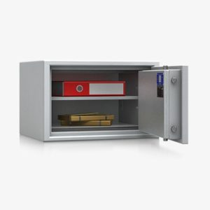 coffre-fort privé anti-effraction et ignifuges R1F-I-0 – S60P/Classe 1 - Mustang Safes