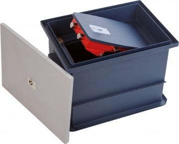 Technomax GF/4K coffre à encastrer dans le sol - Mustang Safes